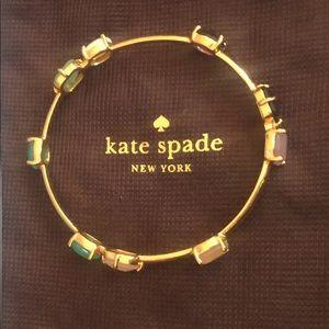 Kate Spade Vegas Gems Bangle Bracelet